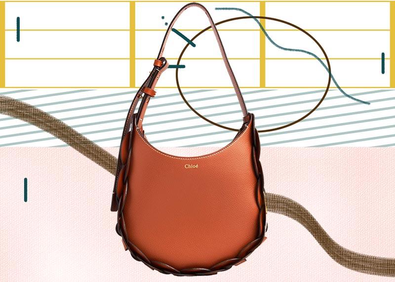 Los mejores bolsos Chloé de todos los tiempos: bolso Chloé Darryl