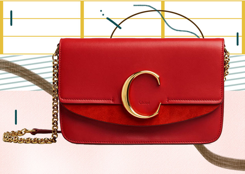Los mejores bolsos Chloé de todos los tiempos: clutch Chloé C