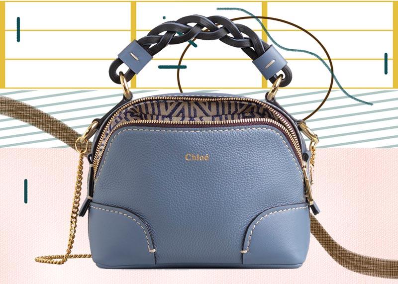 Los mejores bolsos Chloé de todos los tiempos: bolso Chloé Daria