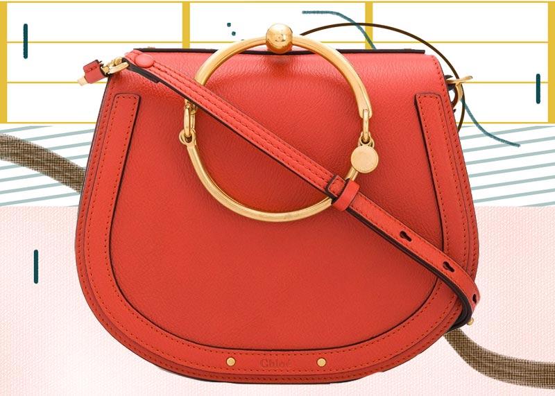 Los mejores bolsos Chloé de todos los tiempos: bolso Chloé Nile