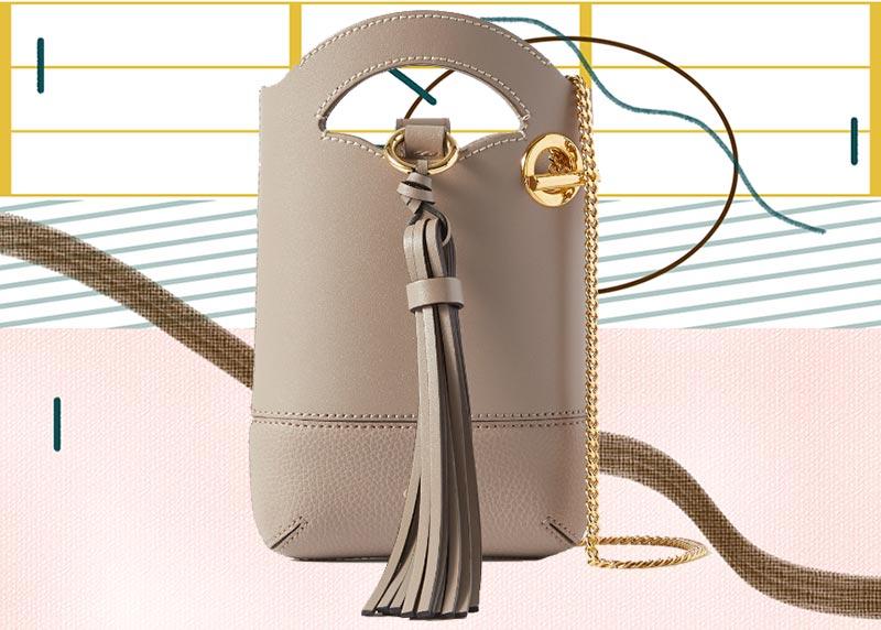 Los mejores bolsos Chloé de todos los tiempos: bolso de hombro Chloé Walden