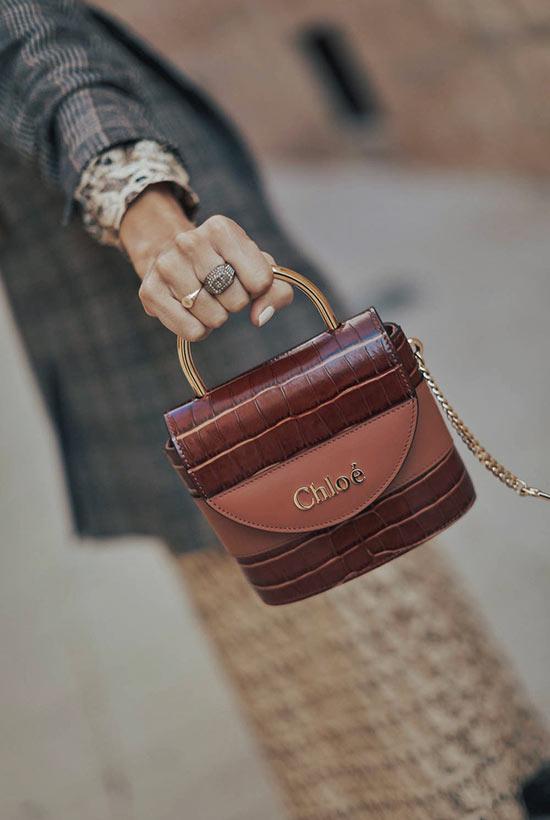 Cómo comprar auténticos bolsos Chloé
