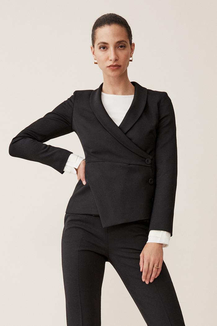 Resultado de imagen para blazers asimétricos