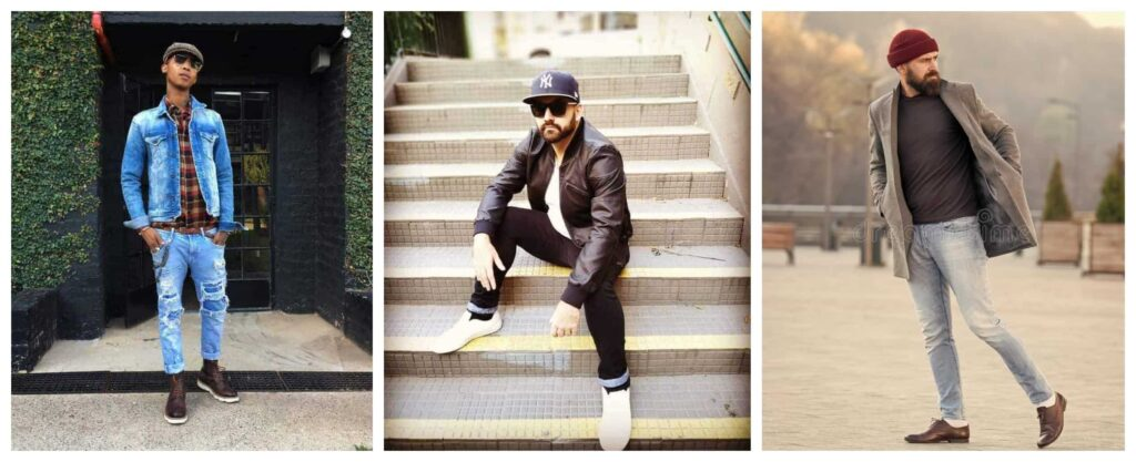 foto de trajes hipster