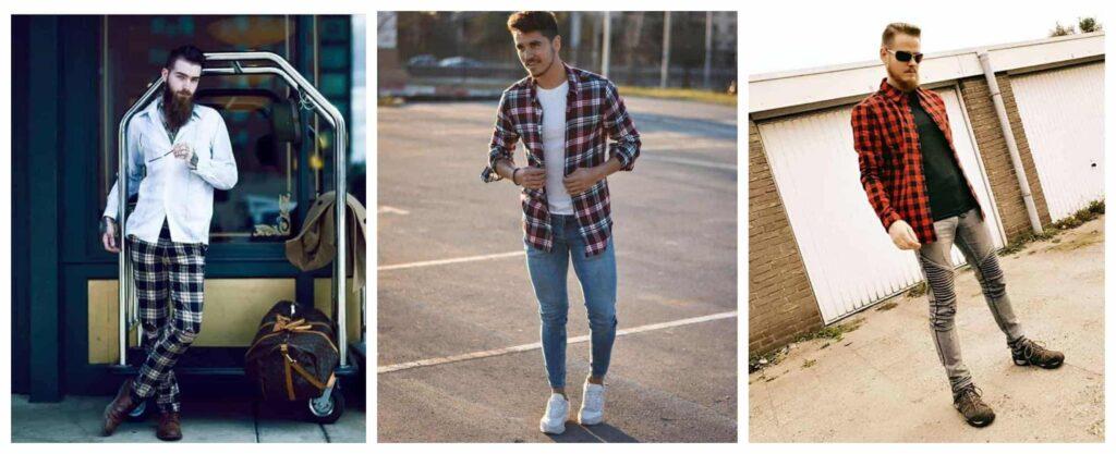 ideas de atuendo hipster para foto de hombre